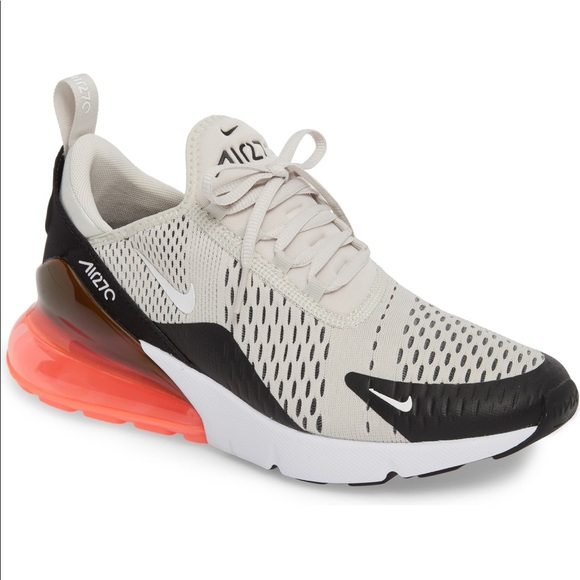 on sale 93e35 5ae61 Nike Air Max 270 Sneakers Women 8.5 (Youth 6.5)